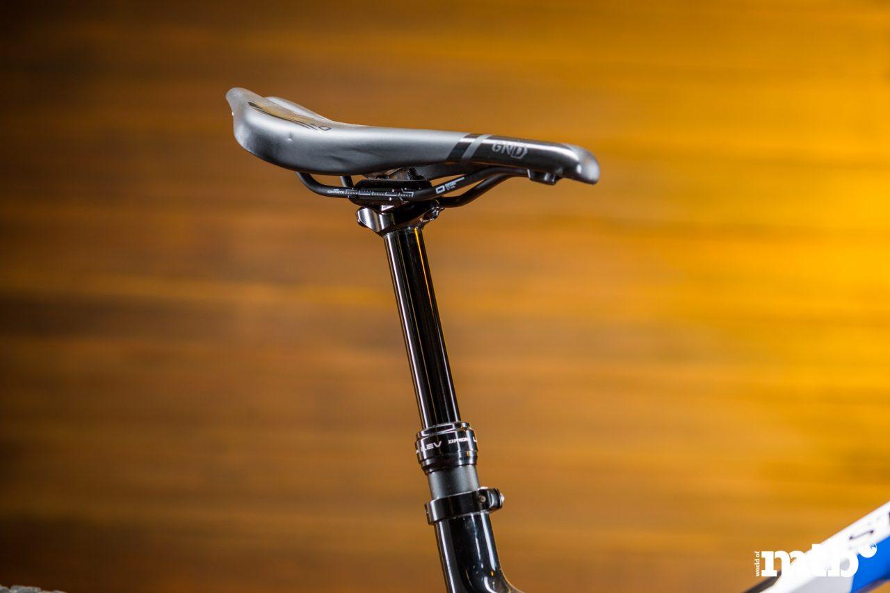 Test: Storck E:Drenalin GTS 500 E-Bike 2020 Variostütze