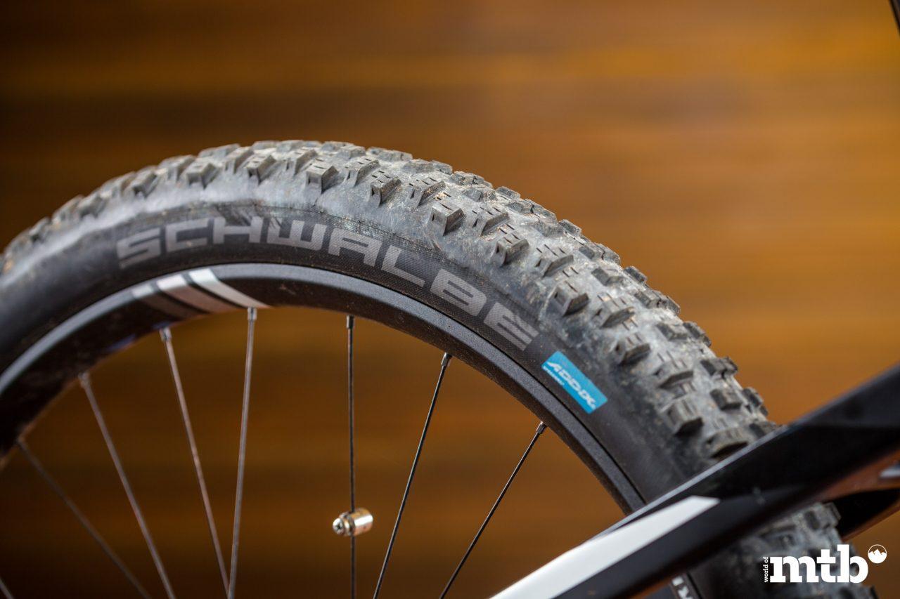 Test: Storck E:Drenalin GTS 500 E-Bike 2020 Reifen