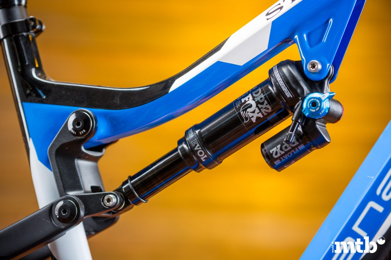 Test: Storck E:Drenalin GTS 500 E-Bike 2020 Dämpfer