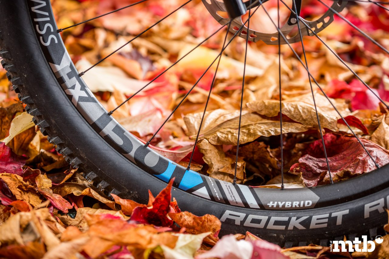 Test: Storck E:Drenalin GTS 500 E-Bike 2020 Laufrad
