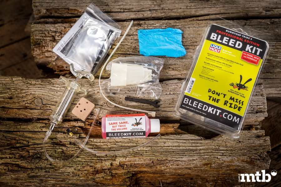 Bleed Kit Professional Edition BK-28080 / BK-28066 - Best of 2020