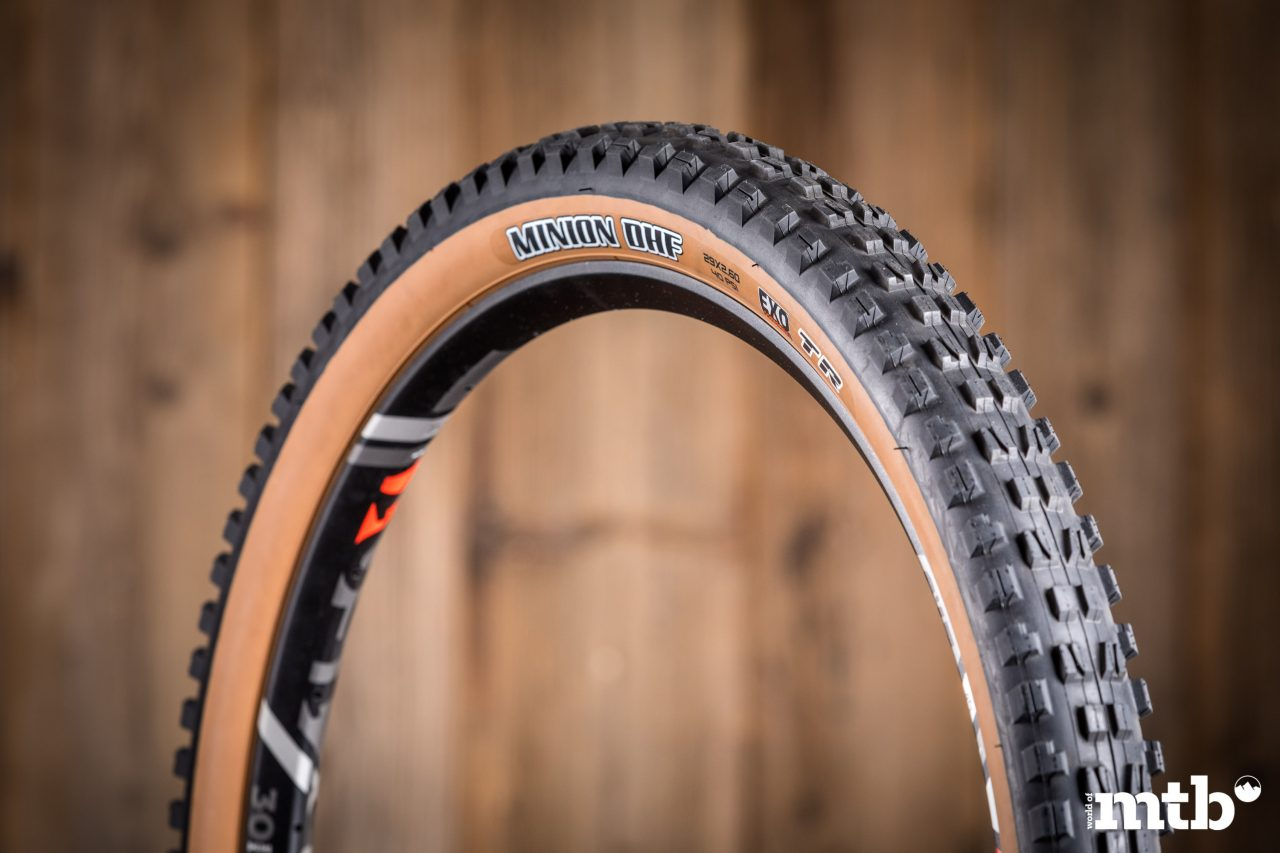 Maxxis Minion DHF EXO TR Skinwall – Best of 2020