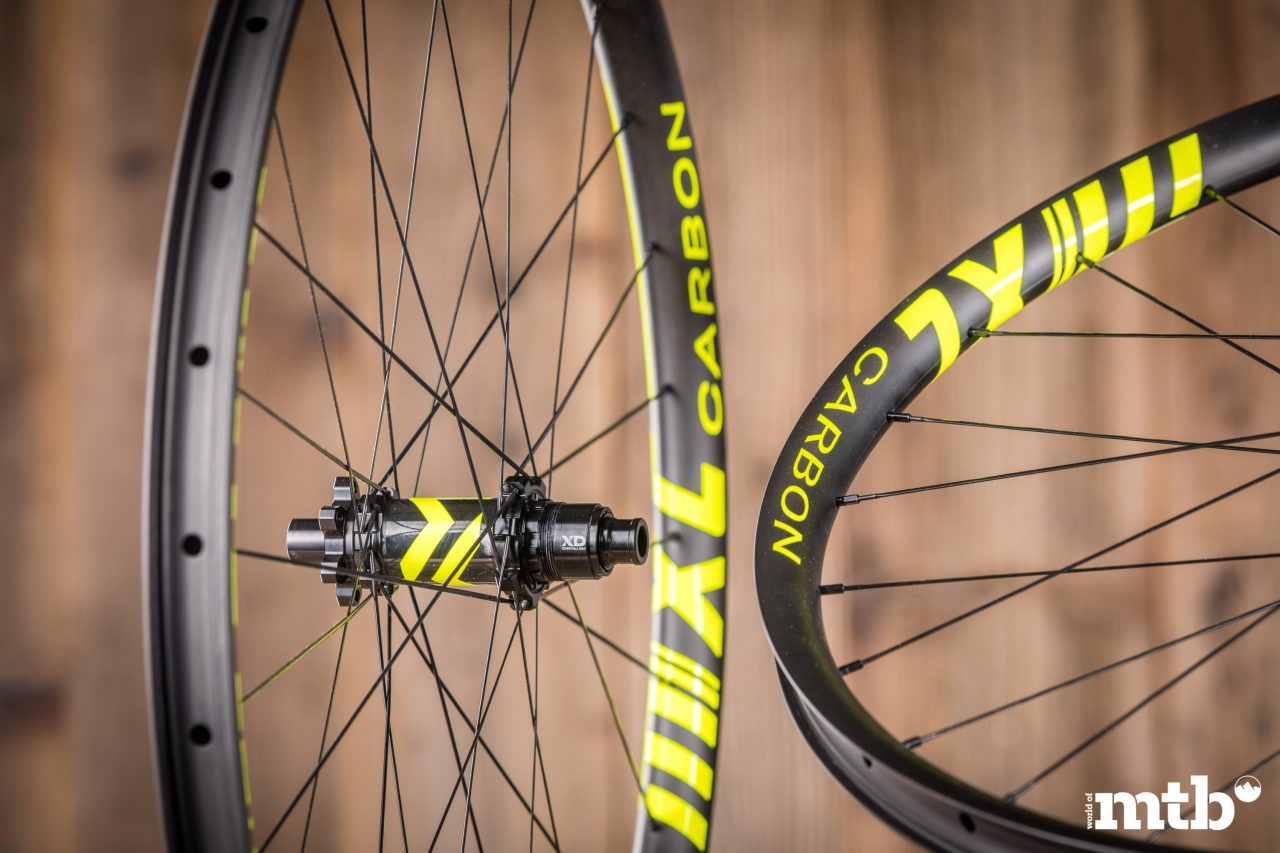Radsporttechnik Müller Newmen Evolution / M XC Carbon – Best of 2020