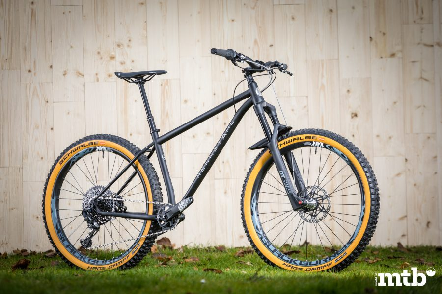 Rennstahl 853 MTB Trail - Best of 2020