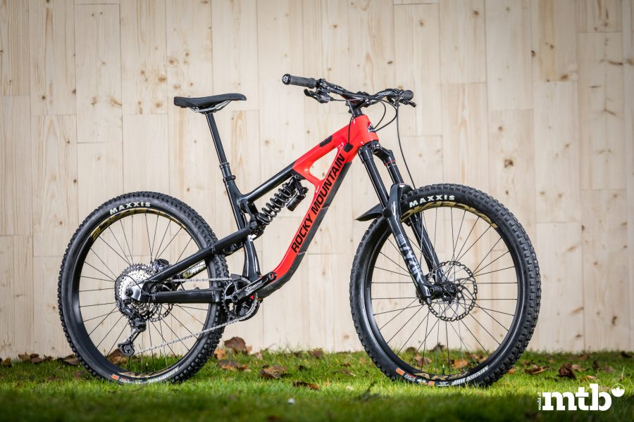"""Rocky Mountain Slayer Carbon 70 (27,5"""") - Best of 2020"""