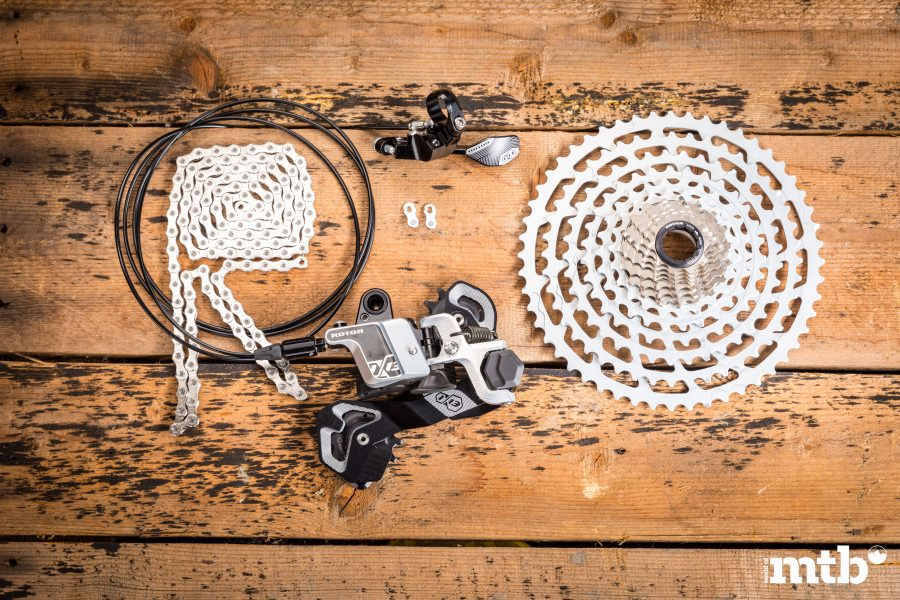 Rotor 1x13 Mountain Shifting Set / 13s Rotor Kassette / 12s/13s Kette - Best of 2020