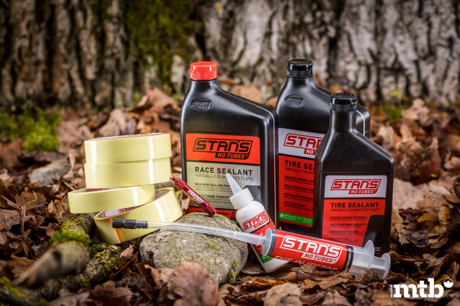 Stan's NoTubes Tire Sealant / Race Sealant / Rim Tape / The Injector / Core Remover - Best of 2020