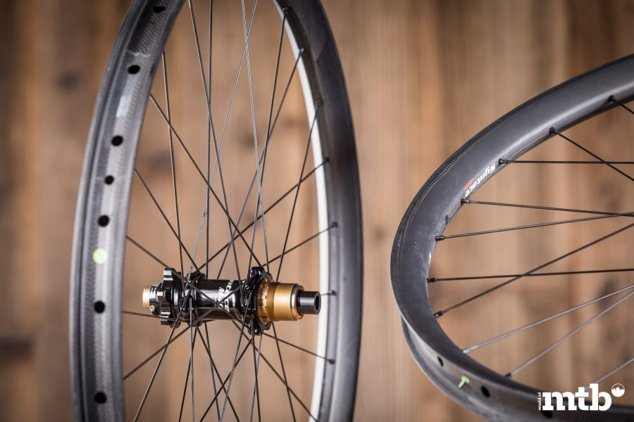 Syntace C33i Straight Carbon Wheelset - Best of 2020
