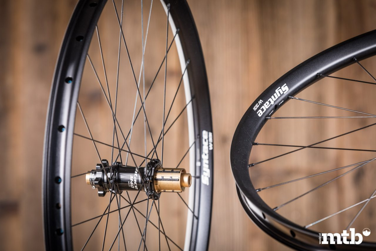 Syntace W33i Straight Alu Wheelset – Best of 2020