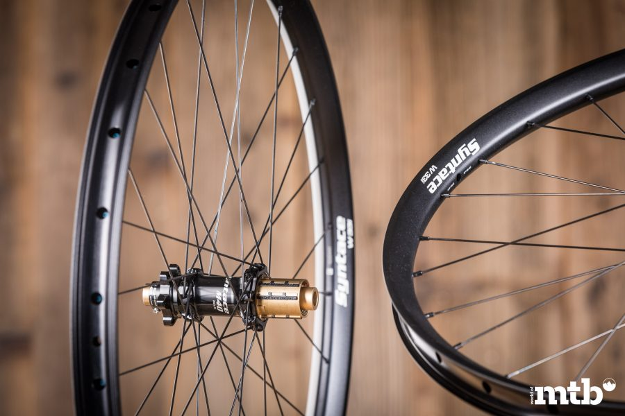 Syntace W33i Straight Alu Wheelset - Best of 2020