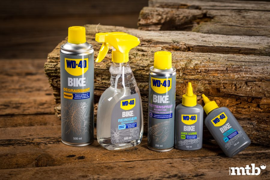 WD 40 - Bike Produktsortiment - Best of 2020