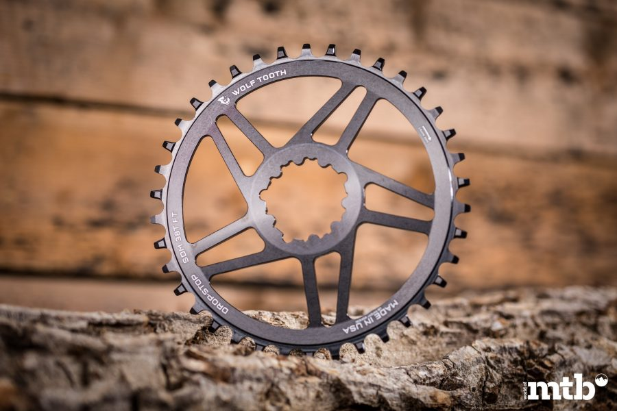 Wolf Tooth Drop-Stop SDM FT Chainring - Best of 2020