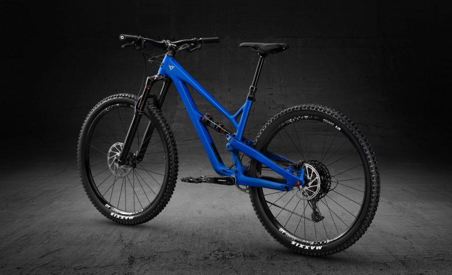 YT JEFFSY_Neues Aluminium Bike_Heck