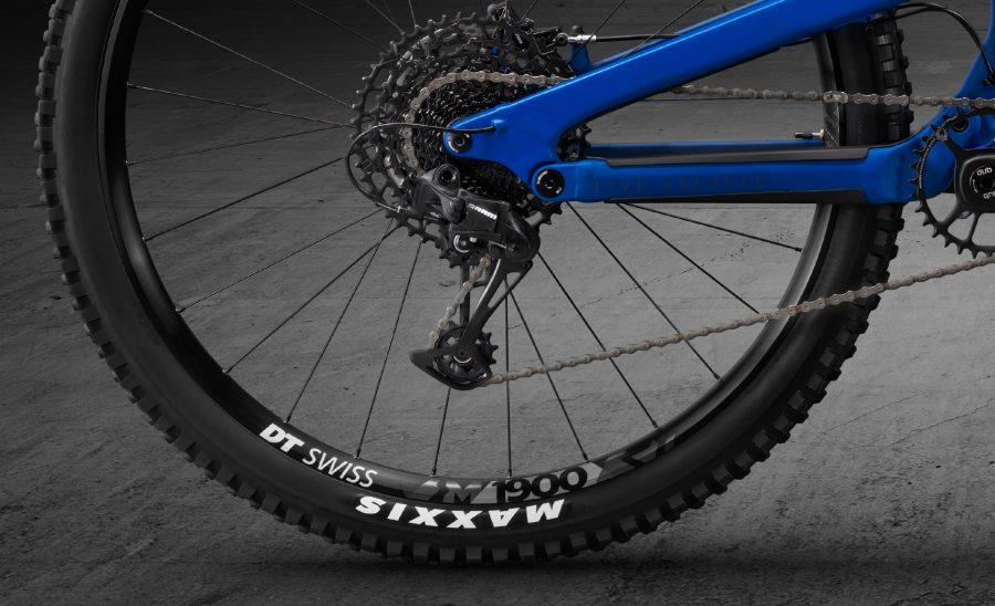 YT JEFFSY_Neues Aluminium Bike_Schaltwerk