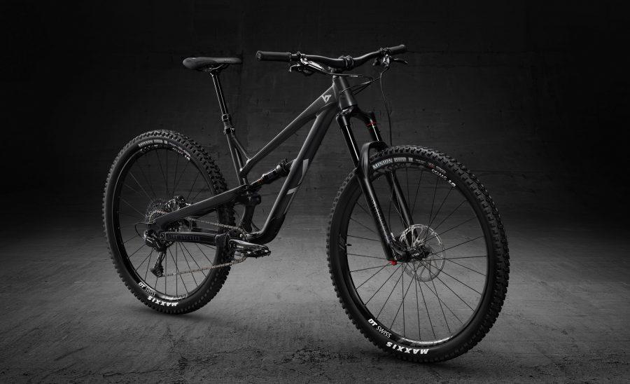YT JEFFSY_Neues Aluminium Bikes_Black