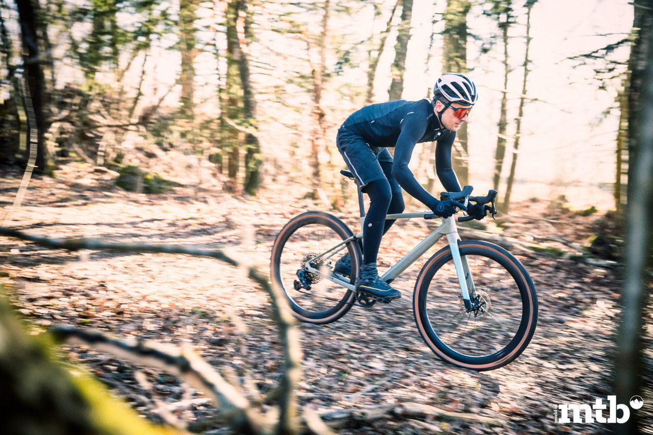 BMC URS ONE Gravel Biketest 2020
