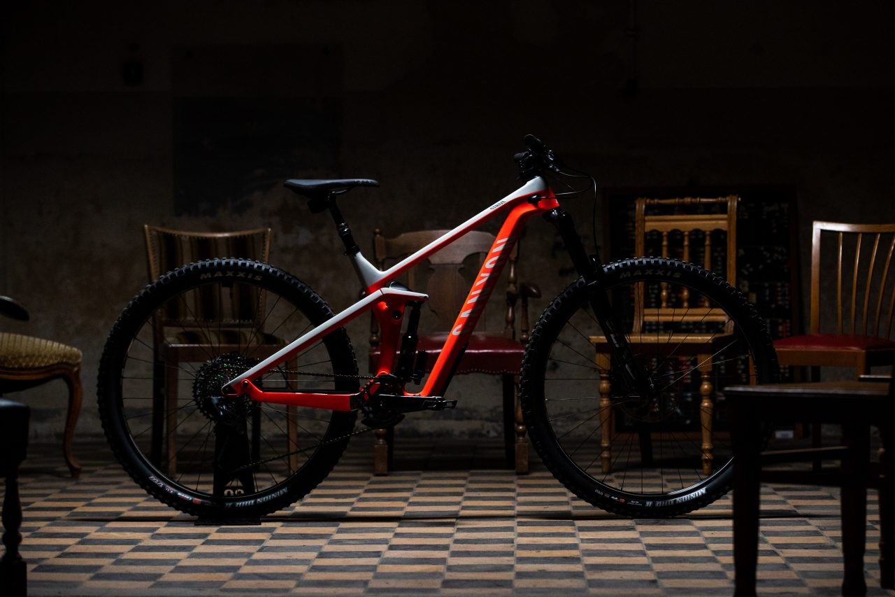 Canyon Strive CFR
