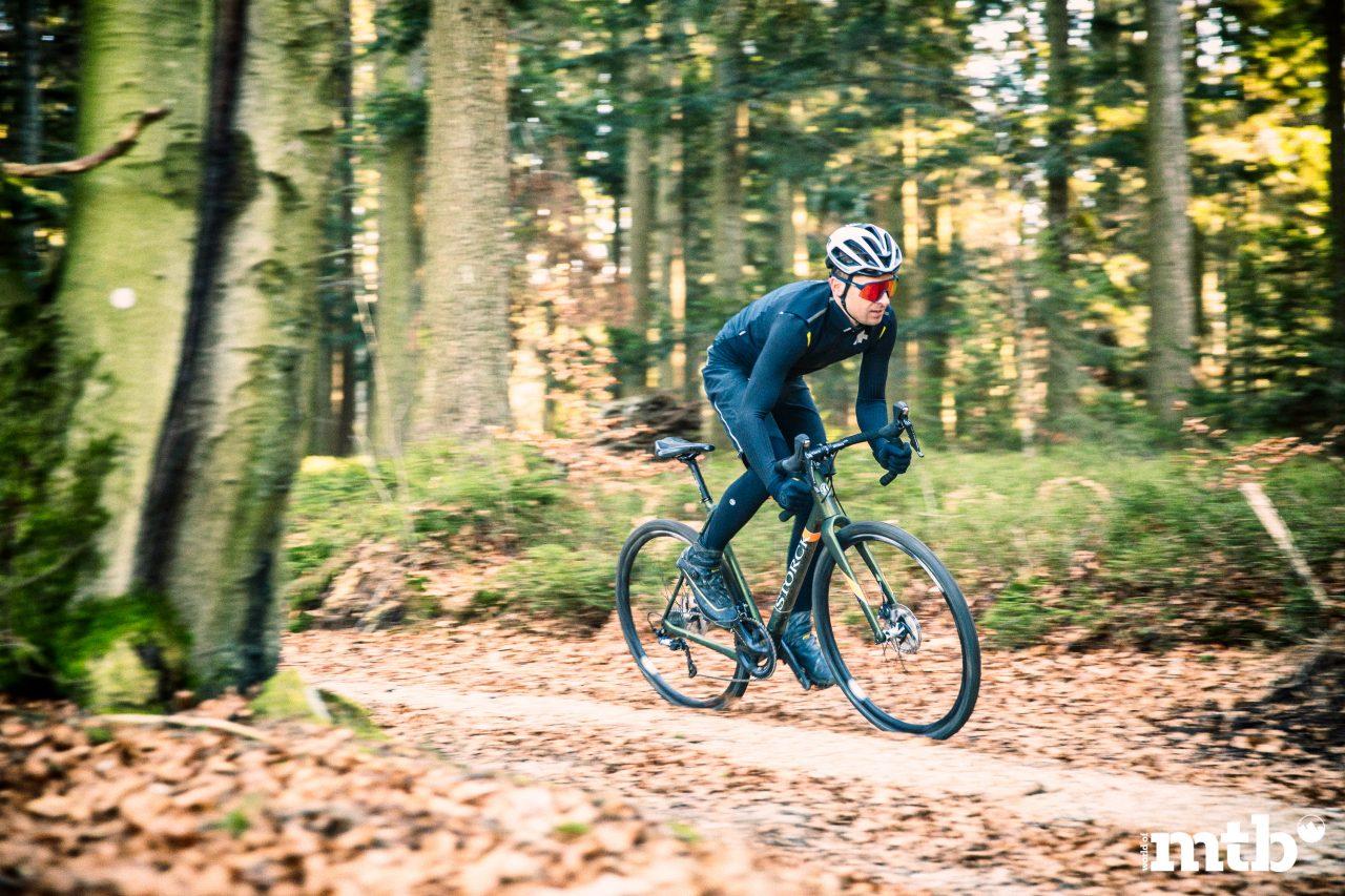 STORCK GRIX PRO RR ULTEGRA Gravel Biketest 2020