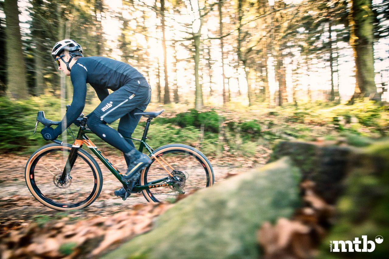 TITICI FLEXY F-GR02 Gravel Biketest 2020