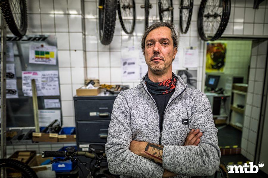 Zu Besuch bei Nicolai Bikes - Claus Papendorf