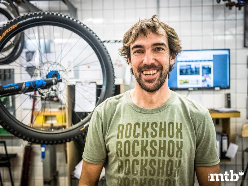 Zu Besuch bei Nicolai Bikes - Daniel Jahn