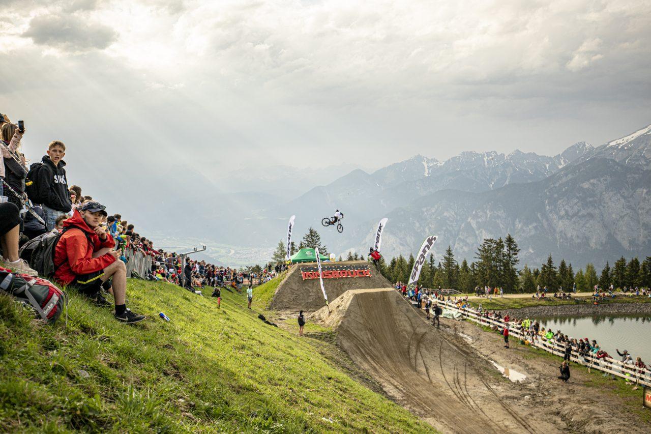 Crankworx Innsbruck – Mountainbiking der Sonderklasse
