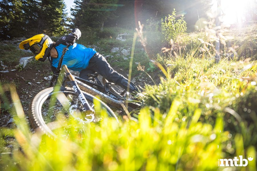 Bikepark Shaper Kristof Lenssens im Interview