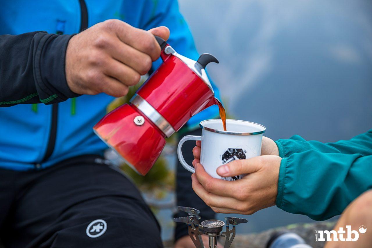 Wer kennt die besten Trails des Wallis Bike Coffee