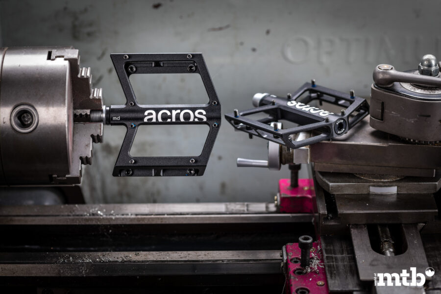 ACROS md-pedal