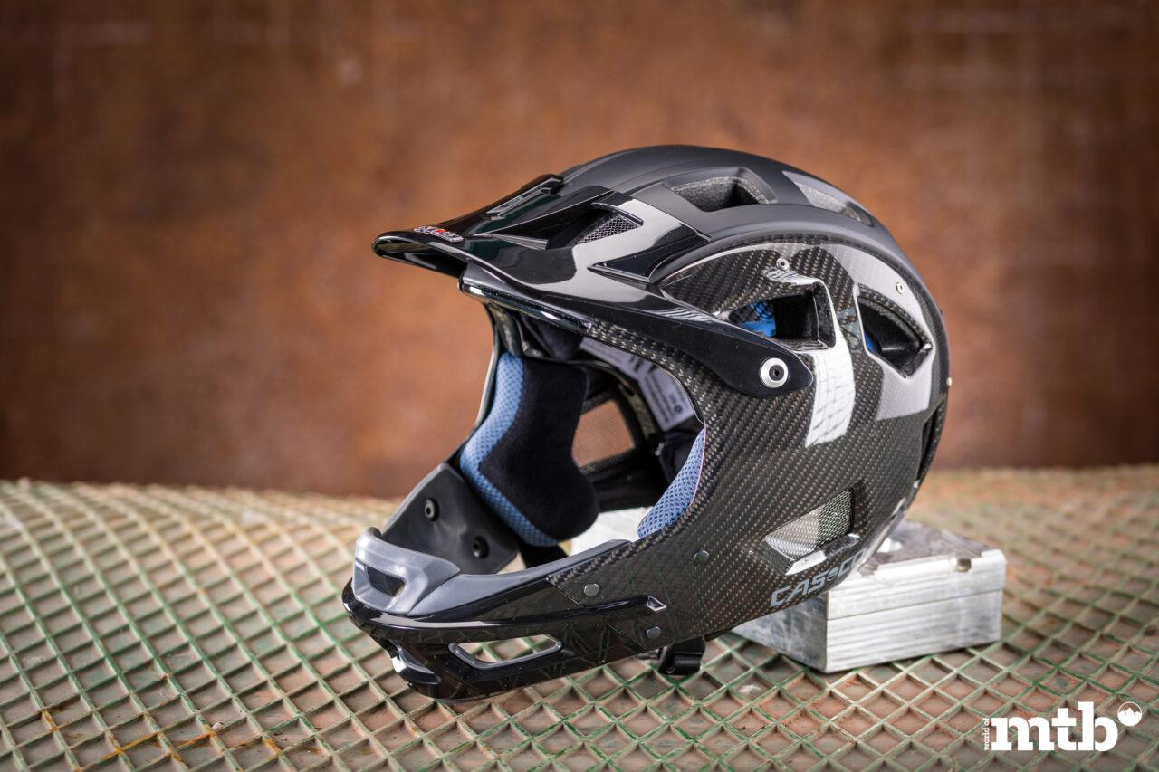 CASCO MTBE Full-Face Carbon