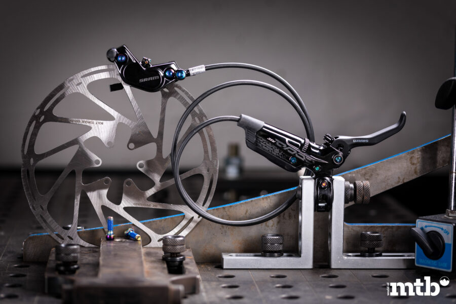 SRAM Code RSC / Centerline-Bremsscheibe