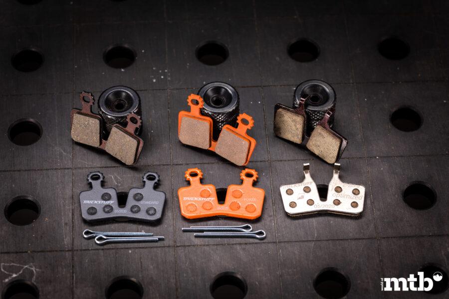TRICKSTUFF Bremsbelag E-Nox / Power / Standard