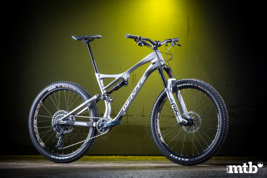 WHYTE T-140C RS