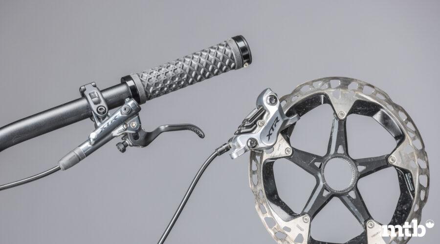 Bremsentest Shimano XTR M9120
